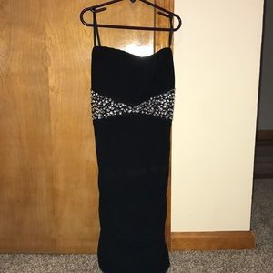 Black Tight homecoming/Party dress